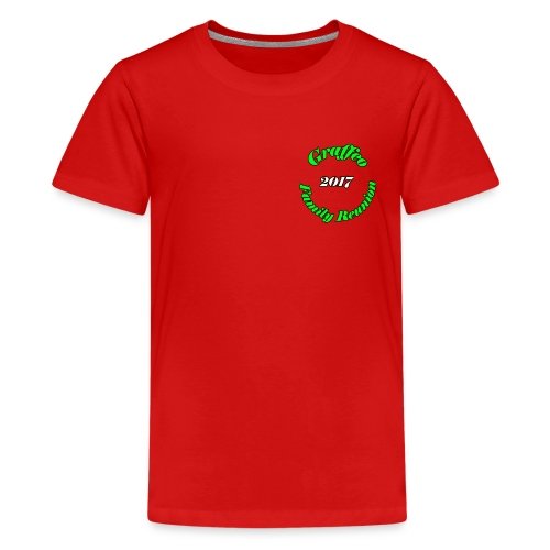Graffeo Family Reunion - Kids' Premium T-Shirt
