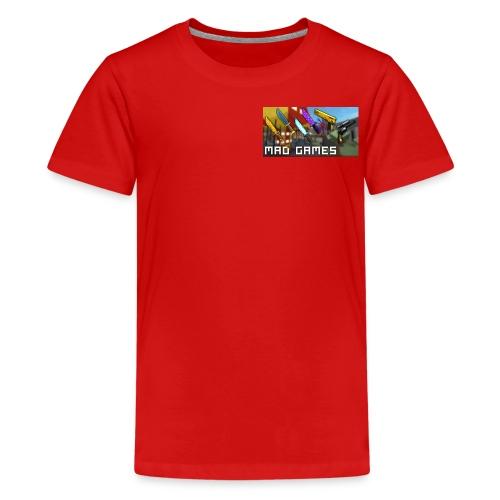 Mad freaking games - Kids' Premium T-Shirt