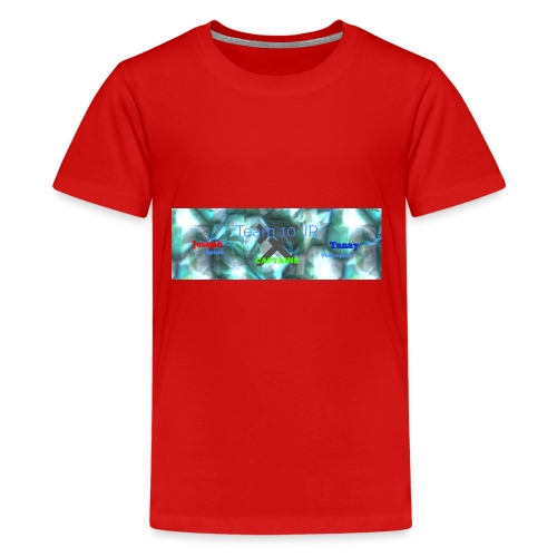 Team10Jr Capitans - Kids' Premium T-Shirt
