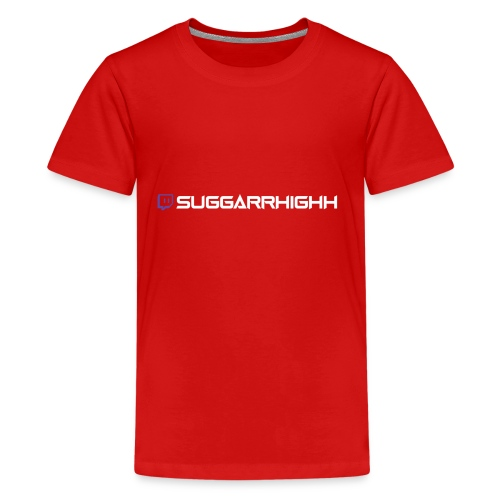 Suggarrhighh Handle - Kids' Premium T-Shirt