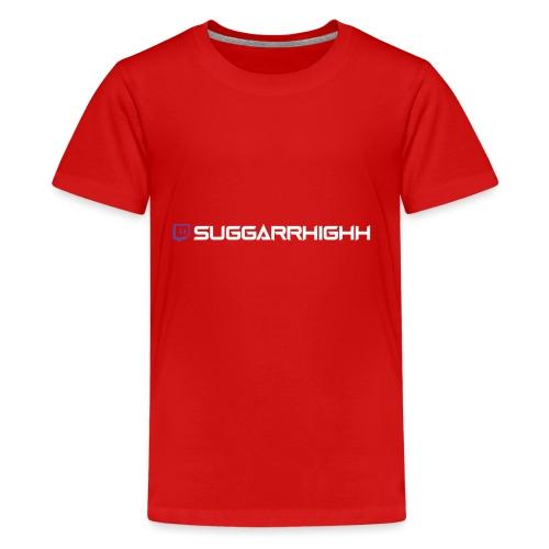 Suggarrhighh Handle - Kids' Premium T-Shirt