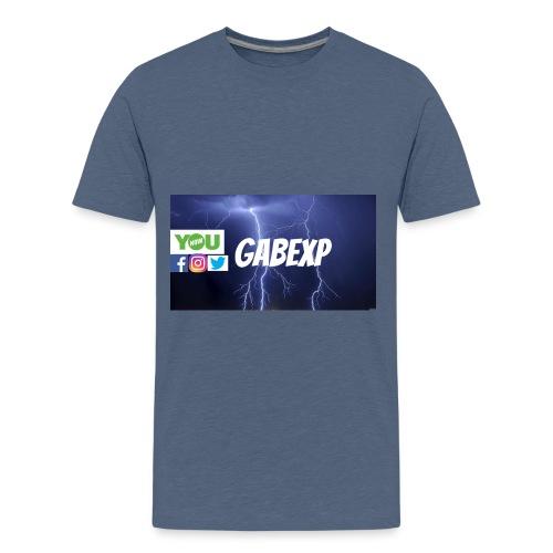 gabexp 1 - Kids' Premium T-Shirt