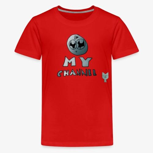My Channel Cute - Kids' Premium T-Shirt