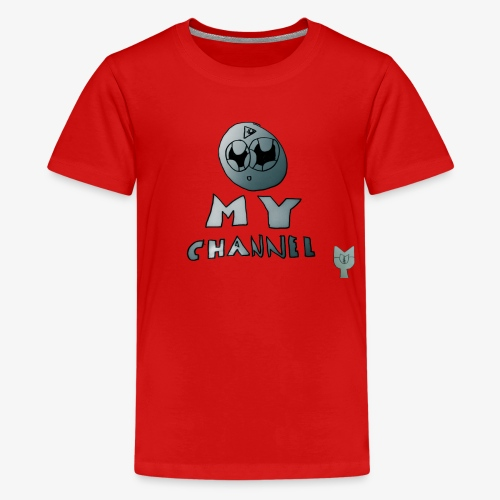 My Channel Cute - Kids' Premium T-Shirt