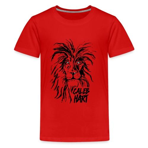 Caleb Hart - Lion - Kids' Premium T-Shirt