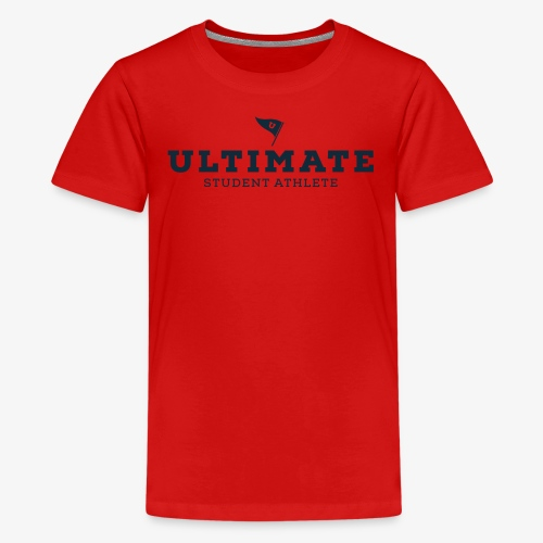 Student Athlete - Kids' Premium T-Shirt