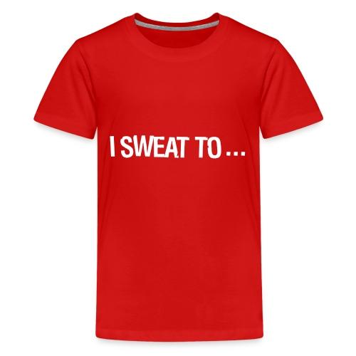 2 Isweatto - Kids' Premium T-Shirt