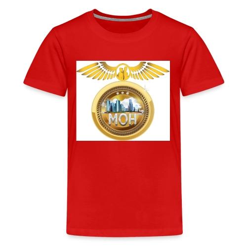 Mannunaki Order of Heavan - Kids' Premium T-Shirt