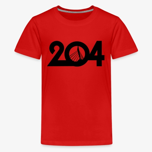 204 T-Shirt - Kids' Premium T-Shirt