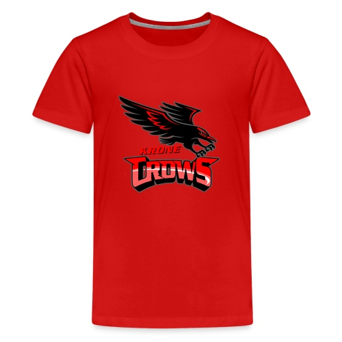 Krone FINAL - Kids' Premium T-Shirt