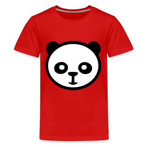 Panda bear, Big panda, Giant panda, Bamboo bear - Kids' Premium T-Shirt