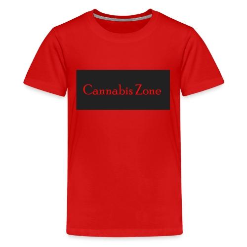 Cannabis Zone - Kids' Premium T-Shirt