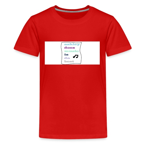 who likes this - Kids' Premium T-Shirt