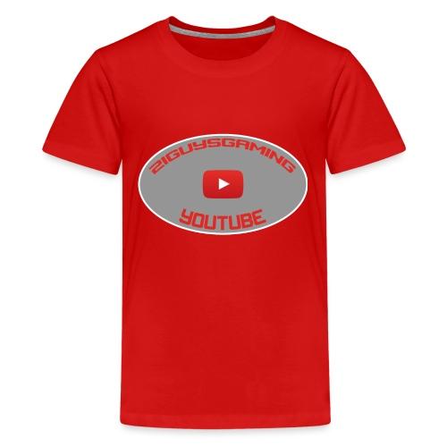 2iguys Gaming - Kids' Premium T-Shirt