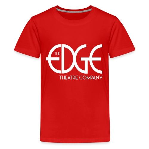 logo_white - Kids' Premium T-Shirt