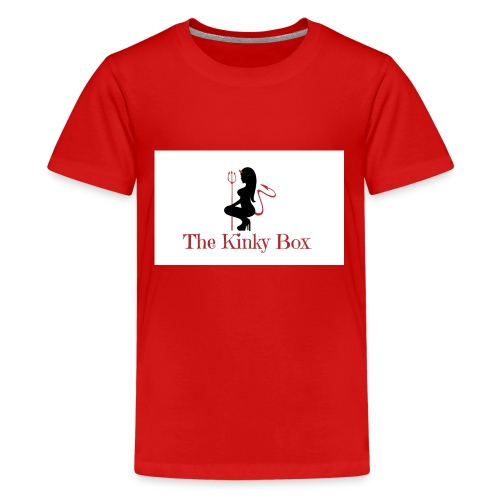 The Kinky Box - Kids' Premium T-Shirt