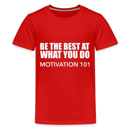 BEST-BLANC - Kids' Premium T-Shirt