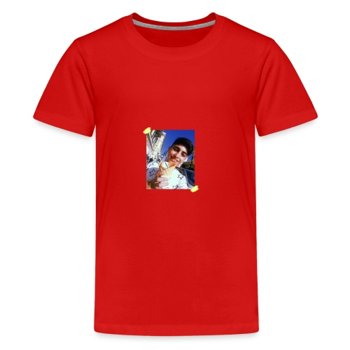 WITH PIC - Kids' Premium T-Shirt