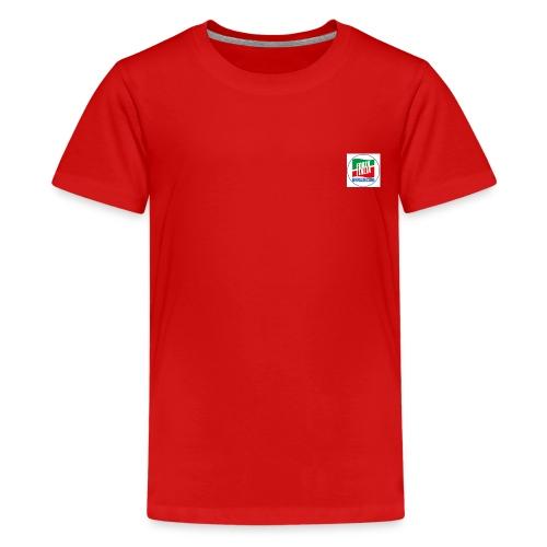 Forza Italia Small Logo - Kids' Premium T-Shirt