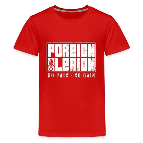 foreign-legion-bold-text - Kids' Premium T-Shirt