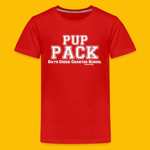 Pup Pack - Kids' Premium T-Shirt