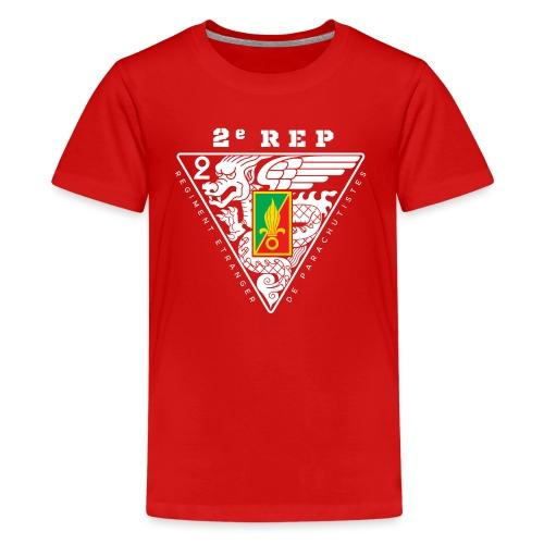 2e REP - 2 REP - Legion - Badge - Kids' Premium T-Shirt