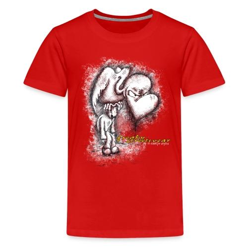 media victim - Kids' Premium T-Shirt