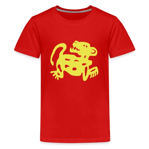 Red Jaguars - Kids' Premium T-Shirt