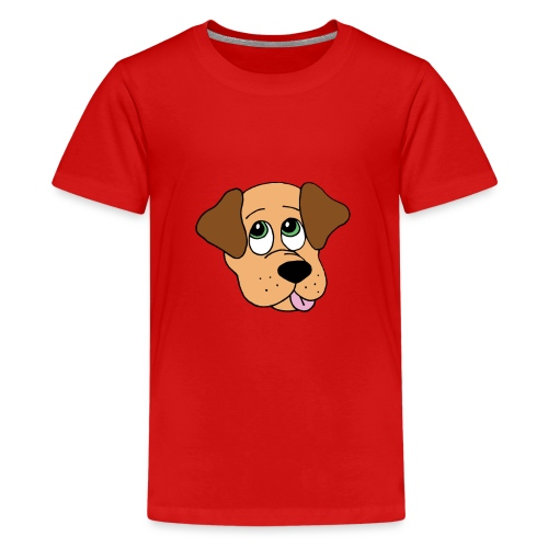 Puppy Love - Kids' Premium T-Shirt