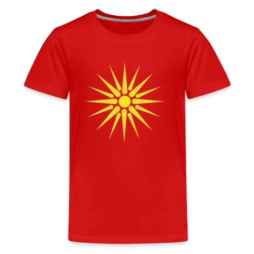 MACEDONIA - Kids' Premium T-Shirt