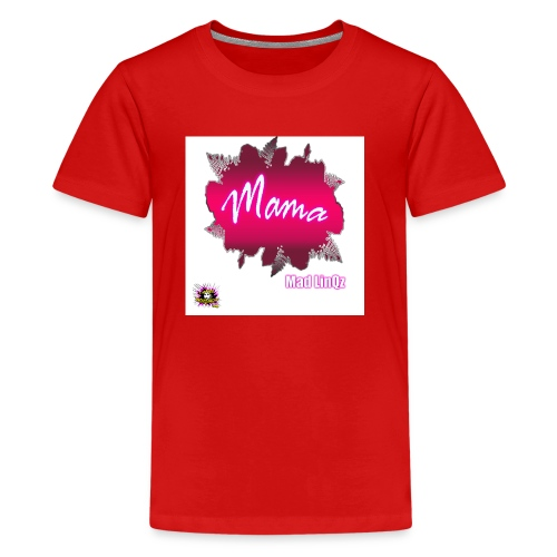 Mama Line - Kids' Premium T-Shirt