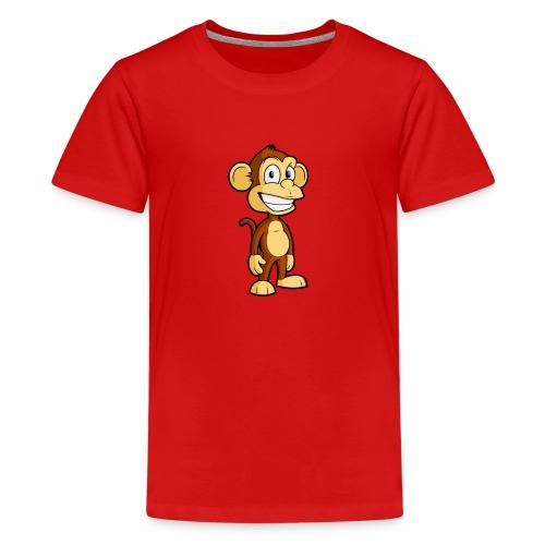 Cartoon monkey - Kids' Premium T-Shirt