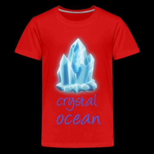 crystal man 75 - Kids' Premium T-Shirt