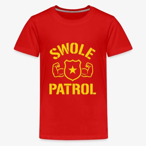 Swole Patrol - Kids' Premium T-Shirt