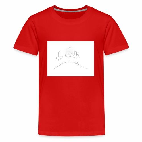 CALVARY - Kids' Premium T-Shirt