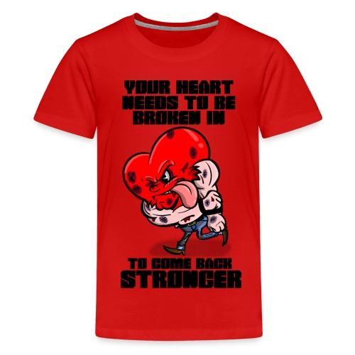 Fighting Heart - Kids' Premium T-Shirt