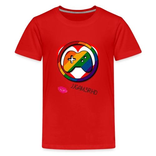 JJGAM3RHD Premium Valentines - Kids' Premium T-Shirt