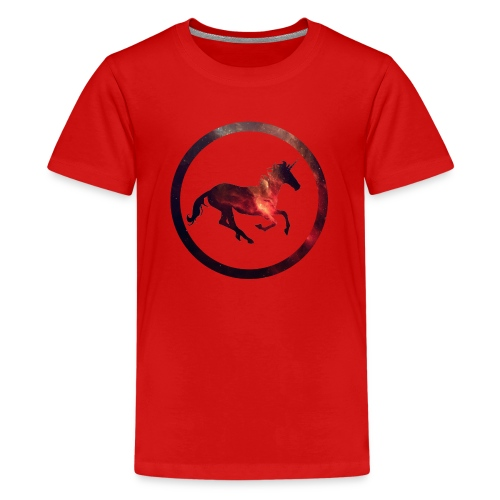 Believe Unicorn Universe 2 - Kids' Premium T-Shirt