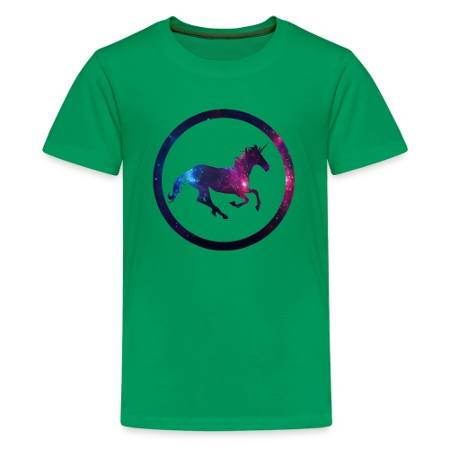 Believe Unicorn Universe 1 - Kids' Premium T-Shirt