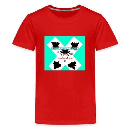 Viper head - Kids' Premium T-Shirt