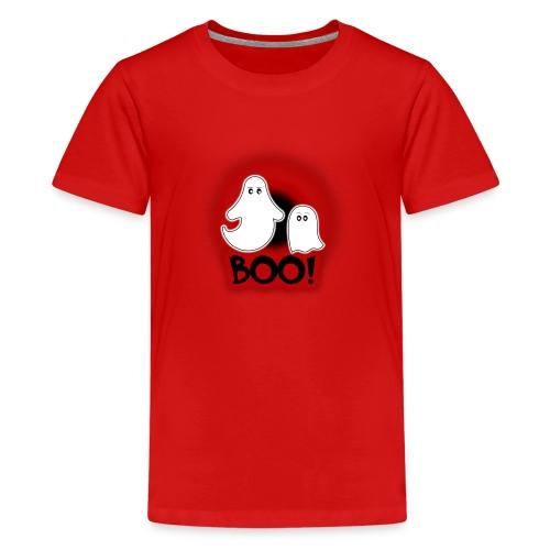 Ghosties Boo Happy Halloween 2 - Kids' Premium T-Shirt
