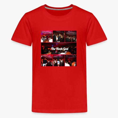 The Hook God - Kids' Premium T-Shirt
