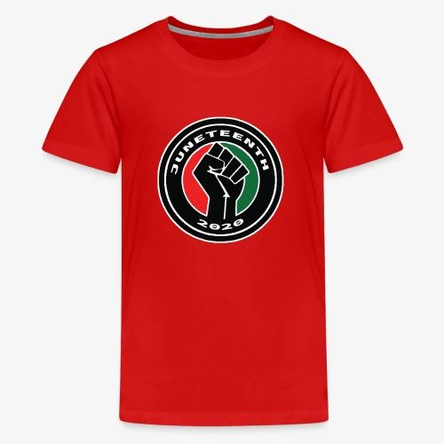 JUNETEENTH02 - Kids' Premium T-Shirt