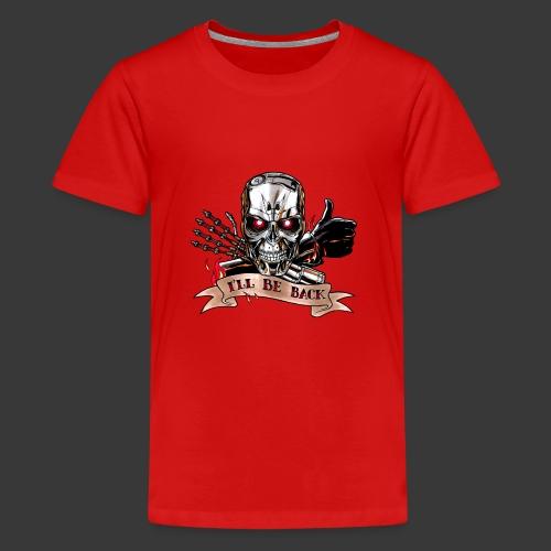 Terminator Universe - Kids' Premium T-Shirt