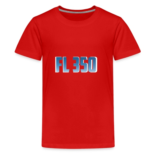 FL350 - Kids' Premium T-Shirt