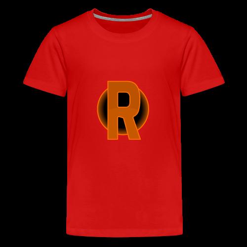 cmdr rithwald logo - Kids' Premium T-Shirt