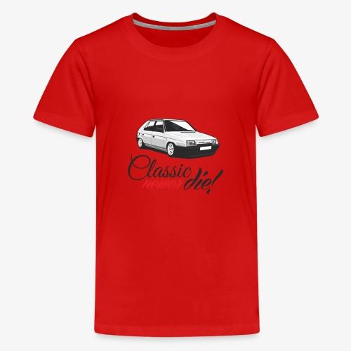 Favorit classic newer die - Kids' Premium T-Shirt