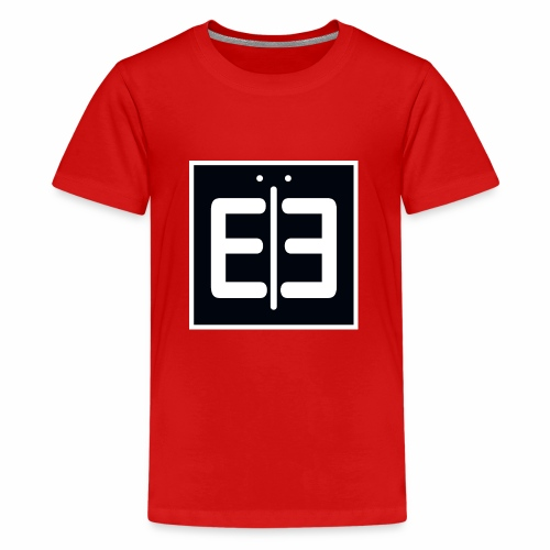 Logo Range - Kids' Premium T-Shirt