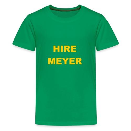 Hire Meyer - Kids' Premium T-Shirt
