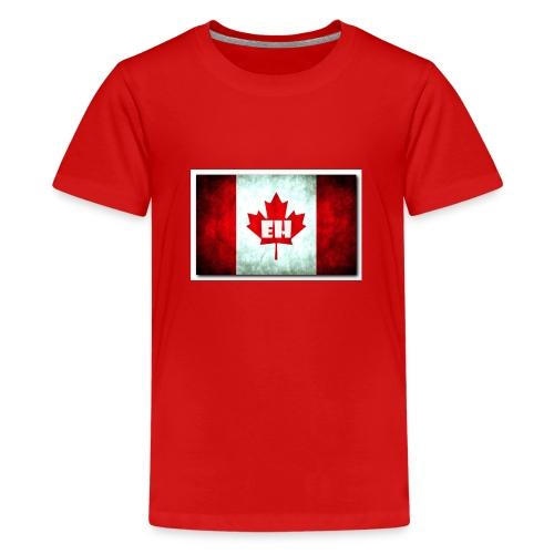 Canada EH By Jamal J. Brands - Kids' Premium T-Shirt